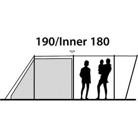 Outwell Brandon 4É Tent